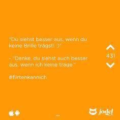 #flirtenkannich
