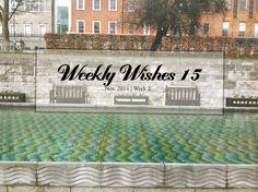 Weekly Wishes # 15 { November 2014 Dream Chaser, Dream Catcher, Taj Mahal, Wish, November, Building, Blog, Travel, November Born