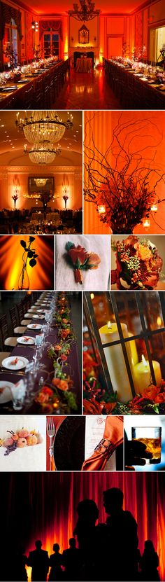 Fall Wedding Ideas & Inspiration Board | via junebugweddings.com