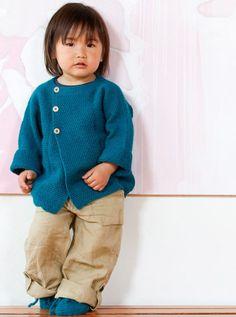 Designer Clothing for Toddlers  Boys Knitwear Teal | MIOU Kids - Miou Kids
