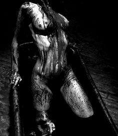 And I'll haunt you. Whisper secrets in your ear. I'll haunt you, I'll haunt you here. Black Metal, Black Art, Black And White, Dark Beauty, Gothic Beauty, Beautiful People Photography, Vampire Pictures, Beautiful Dark Art, Maleficarum