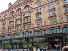 Harrods - Brompton Road, Knightsbridge | London
