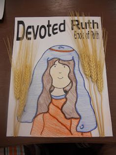 Hands On Bible Teacher: Devoted Ruth