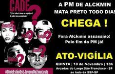 Ato-vigília sai às ruas de SP após assassinato de jovens