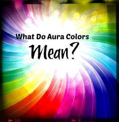 So you're reading people's auras, but all these colors are dizzying! Here's the easy breakdown of the symbolism of aura colors, from the spiritually connected purple to the yellow halo of visionaries.