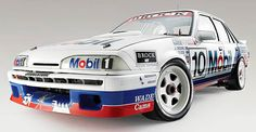 Mobil HDT VL Commodore SS Group A from 1987- winner of James Hardie 1000 Rally Car, Car Car, Holden Australia, Aussie Muscle Cars, V8 Supercars, Holden Commodore, Australian Cars, Toys For Boys, Touring