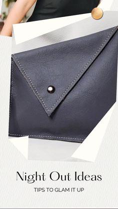 Womens Fashion For Work, Diy Fashion, Work Fashion, Diy Purse, Leather Bags Handmade, Leather Handbags, Fashion Backpack, Messenger Bag, Shoulder Bag