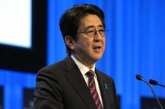 "01-22-14 Japan tells world to stand up to China or face consequences ~ stand up to an increasingly assertive China or risk regional conflict w catastrophic economic consequences. In a landmark speech to the World Economic Forum in Davos, P.M. Shinzo Abe issued what amounted to an appeal for international support in a potentially explosive dispute with its superpower neighbor over islands in the East China Sea. ""We must restrain military expansion in Asia . . which otherwise could go unchecked."""