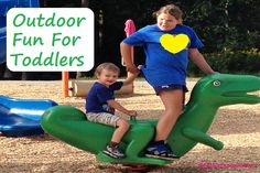 5 Fun Outdoor Activi