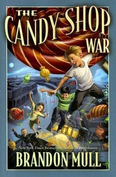 What if there were a place where you could get magical candy? Moon rocks that made you feel weightless. Jawbreakers that made you unbreakabl...