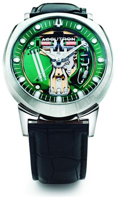 Bulova Accutron Spaceview 50° anniversario