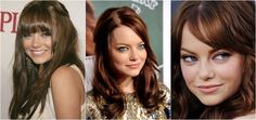 Emma Stone Is A Flawless Cosmetic Chameleon