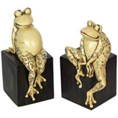 lazy frogs
