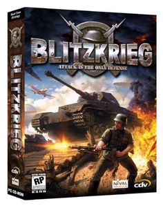 Blitzkrieg by CDV Software, http://www.amazon.com/dp/B000088N Attack is the Only Option!