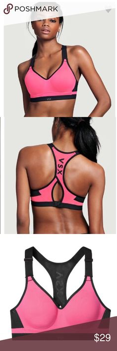 VICTORIA SPORT Incredible Victoria Sport Bra 36D NWT VICTORIA SPORT Incredible Victoria Sport Bra 36D Victoria's Secret Intimates & Sleepwear Bras