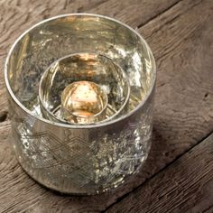 Christmas decor ideas - These tealights from Nkuku provide a stunning, opulent glow that will dazzle your diners.