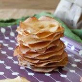 Maple Apple Chips | Baked by Rachel