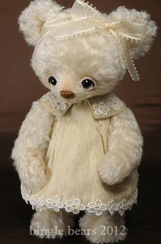 Bianca by Cheryl Hutchinson of Bingle Bears