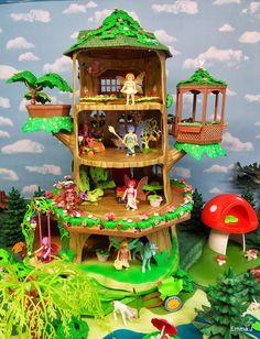 The Original Treehouse Playmobil