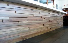 Timber feature
