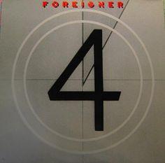 Foreigner - 4 (Vinyl, LP, Album) at Discogs