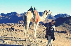 Katy Rain: Femei localnice în Egipt nu prea vezi pe stradă