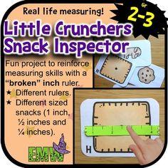 Broken Ruler Measuri
