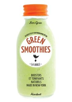 Green #Smoothies by Marabout