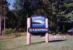 Harrison, Michigan.