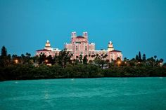 The Loews Don CeSar Hotel is a member of the Historic Hotels of America and is rich in luxury as