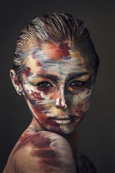 Gaizka Corta (GCphotostudio) - Luciana Croatto - hmua francisbodimakeup - prd Jon Hernandez