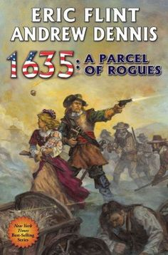 A very good continuation of Eric Flint's 1632 series. This book takes place in England and Scotland and has Oliver Cromwell as a main character.