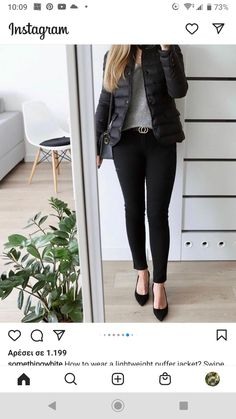 Grey Blouse, Black Jeans, Pants, Fashion, Trouser Pants, Moda, Fashion Styles, Black Denim Jeans, Women's Pants