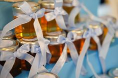 Pure honey from our family farm. Send your guests home with the sweetest gift - pure honey! Real Honey, Pure Honey, Wedding Favors, Party Favors, Pure Products, Table Decorations, Sweet, Cute, Gifts