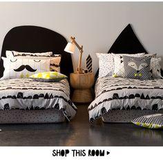 cotton on kids bedding