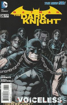 Batman: The Dark Knight # 26 DC Comics The New 52!