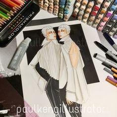 The White Shirt | Designer & Illustrator @paulkengillustrator