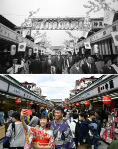 GALLERY: Tokyo now and then - 1964/2017
