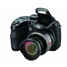 GE Power Pro Series Bridge Camera with Electronic View Finder, Optical Image Stabilization, Optical Zoom, Best Digital Camera, Digital Cameras, Bridge Camera, Optical Image, R80, Camera Nikon, Old Models, Taking Pictures, Love Photography