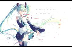 vocaloid themed wallpaper for desktops, Oswald Bishop 2017-03-01