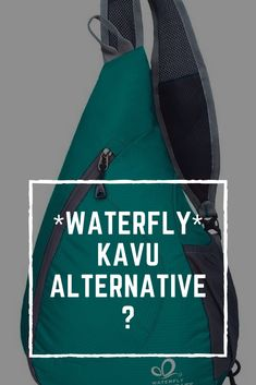 f41d231c49b Looking for a budget friendly KAVU alternative?  #waterfly#waterflycrossbody#waterflybackpack #backpack