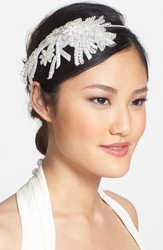 Six Flapper 1920s Headbands To Wear Again