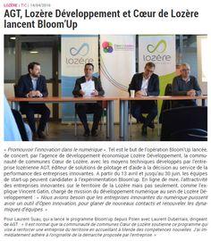 La Lettre M revient sur le lancement de BloomUp - Avril 2016