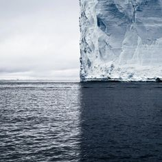 David Burdeny, Mercator's Projection, Antartica, 2007