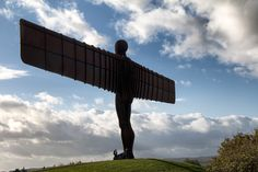 Angel of the North - Gateshead.