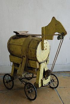 A child's horse.