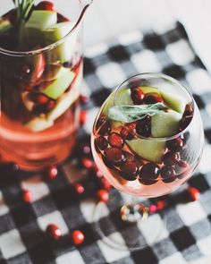 HAPPY NATIONALSANGRIADAY! My Simple Christmas Sangria recipe has gotten Ahellip