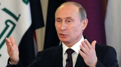 "Vladimir Putin's ""Oil Price Symphony"" - Oilpro.com"