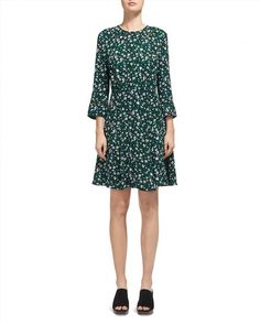 270.00$  Buy now - http://viipn.justgood.pw/vig/item.php?t=lrsnfy46595 - Whistles Anjelica Floral-Print Dress 270.00$