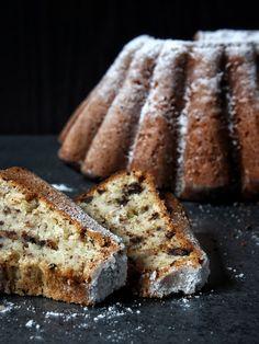 Classic Cake, Bakery Recipes, Sponge Cake, Love Cake, Sweet Recipes, Banana Bread, French Toast, Goodies, Food And Drink